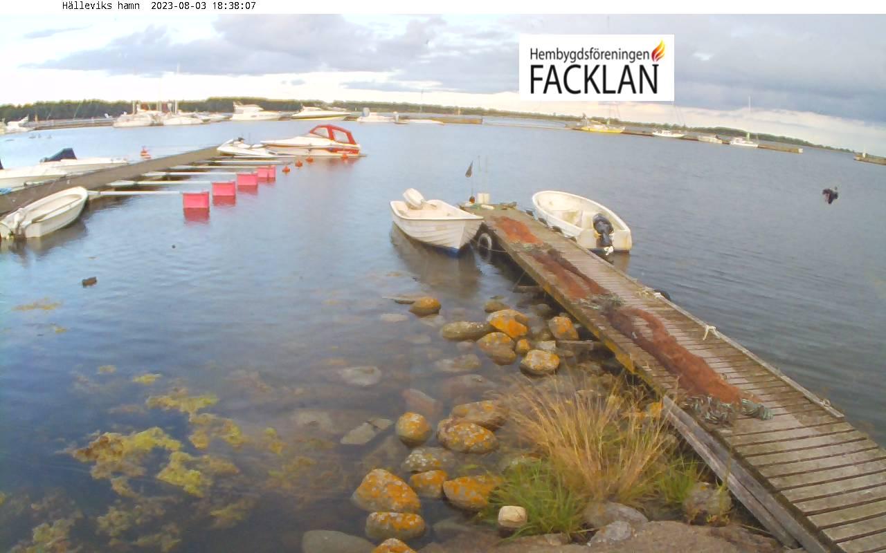 Webcam Hällevik, Sölvesborg, Blekinge, Schweden
